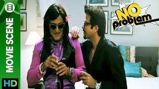 Akshaye Khanna and Anil Kapoor make love | No Problem