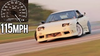 My Fastest Drifting EVER - 115MPH Entries