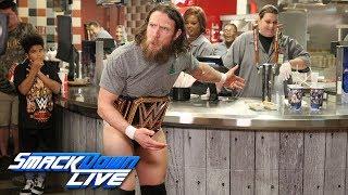 Daniel Bryan mocks the WWE Universe