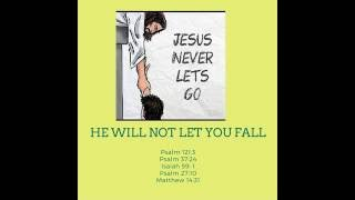 Maranatha Singers- He Will Not Let You Fall