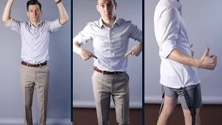 How to Keep Your Shirt Tucked In (3 Different Methods You Can Try)