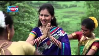 Sakant Kye Dete Ho - Ganapti Marathi Songs -Shakti Tura Songs - Vasant Bhoir Kavita Nikam