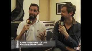 Tom Chaplin & Richard Hughes - INTERVIEW - VH1 NEWS JUN 12