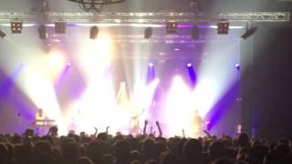 Wanda live @stahlwerk Duesseldorf 13/03/17 Gib Mir Alles