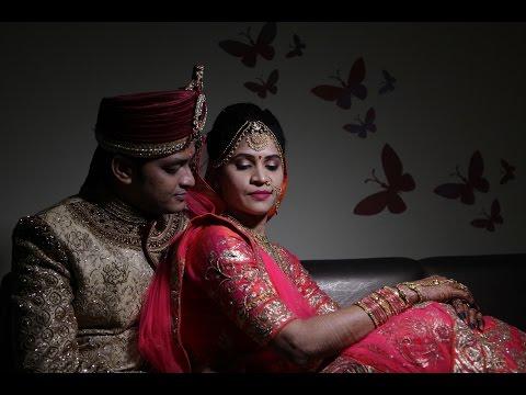 Gopi & Maulik - The wedding story, Ahmedabad