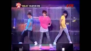 [LIVE]Infinite L,SungJong,SungYeol - Bangkok City