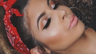 Sweat Proof Lasting Makeup Tutorial 2016