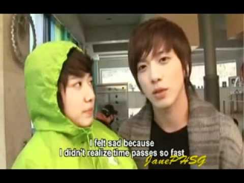 Shin Hye & Yong Hwa YB BTS