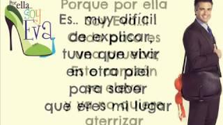 Jaime Camil Por Ella Soy Eva Letra