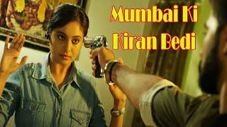 MUMBAI KI KIRANBEDI | Superhit South Dubbed Action Movie in Hindi | ARTHANAARI |
