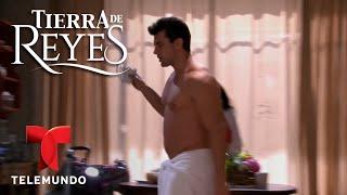 Land of Honor | Los Reyes Shirtless Best Scenes 7 | Telemundo English