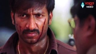 A climax.. Lakshyam, Gopichand best action