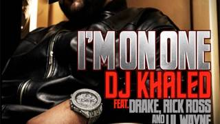 DJ Khaled - Im On One (Instrumental)