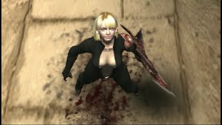 Ashley Krauser Enemie | Mod Resident Evil 4 PC