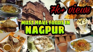 Must Have Foods In NAGPUR | My Life Vlogs | Famous Food