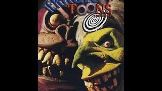 """Movies to Watch on a Rainy Afternoon- """"Terror Toons (2002)"""""""