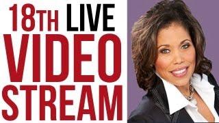 18th Live Stream with Carlton & Gina Pearson - The Love Series