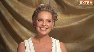 Katherine Heigl Talks Pregnancy and Hiding Her Baby Bump During Love Scenes