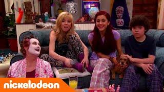 Sam & Cat | Der Babysitterwerbespot! | Nickelodeon Deutschland