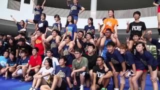 NUS SoC Sports Camp 2014