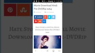 How to download Hate Story 42018 Movie