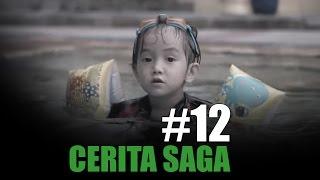 SAGA PENGEN PIPIS DI KOLAM RENANG | #CeritaSaga - 12