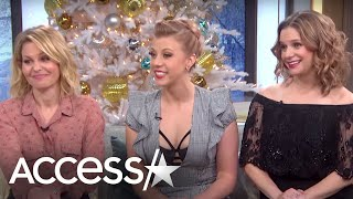 'Fuller House': Jodie Sweetin Explains Why She's Never Watched An Episode Of 'Full House' | Access