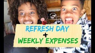Van Life Weekly Routine + Expenses