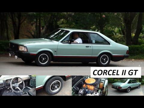 Garagem do Bellote TV Corcel II GT