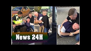 Off-duty police officer arrests aggressive driver | News 24H