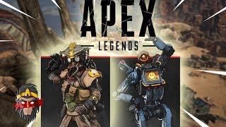 MŮJ PRVNÍ WIN V APEX LEGENDS!