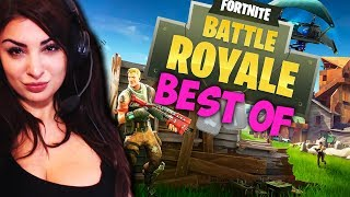 JE TOMBE CONTRE DES CHEATERS SUR FORTNITE ! / BEST OF