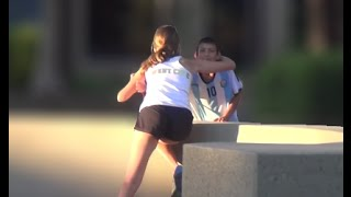 12 Year Old LIONEL MESSI Picking Up Hot College Girls And Cougars Prank | ChecoTV