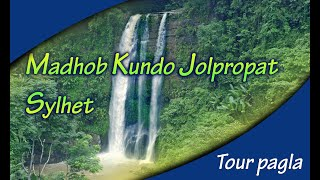 Madhob Kundo Jolpropat In Sylhet.