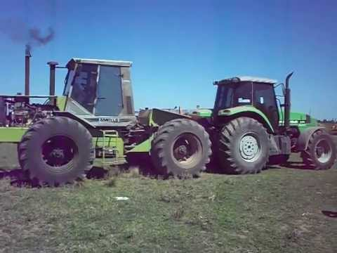 Zanello 500 VS Agco Allis 6.175