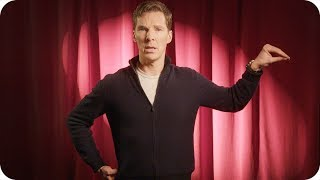 "Benedict Cumberbatch Performs ""I'm a Little Teapot"" // Omaze"