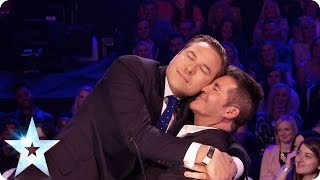Stephen grills the Judges on tonight's semi-final   Britain's Got More Talent 2014