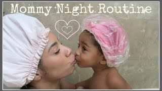 College Mommy Night Routine