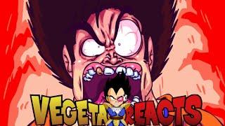 Vegeta Reacts To Dragon Ball Zee 2