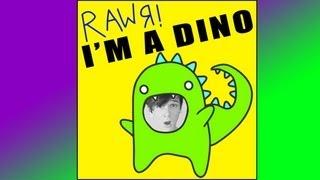 Matthew Lush - RAWR I'M A DINO