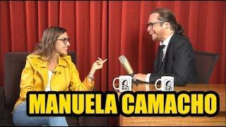 Manuela Camacho de La Banda del Chino en #LaHabitacion007, 104