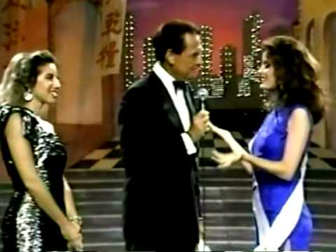 Miss Universe 1987 Full Show