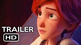 Leap! Trailer #2 (2017) Elle Fanning, Maddie Ziegler Animated Movie HD