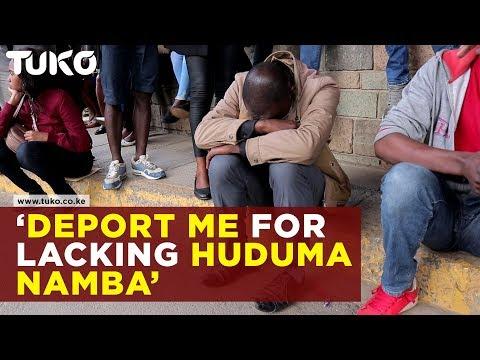 Xxx Mp4 Huduma Namba Deadline Day Rush Tuko TV 3gp Sex