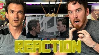 AVENGERS: ENDGAME | SPECIAL LOOK REACTION!!!