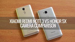Xiaomi Redmi Note 3 vs Honor 5X- Camera Comparison
