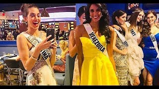 Keysi Sayago - Miss Venezuela En La Red Carpet Del Planet Hollywood Resort & Casino