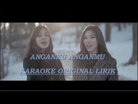 Anganku anganmu karaoke tanpa vokal (original karaoke song) mp3