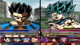 DRAGON BALL  BUDOKAI TENKAICHI 3 VERSION LATINO FINAL GAMEPLAY DE LA  ISO 21