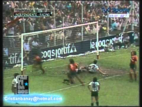Independiente 2 Racing 2 Temporada 1986 87